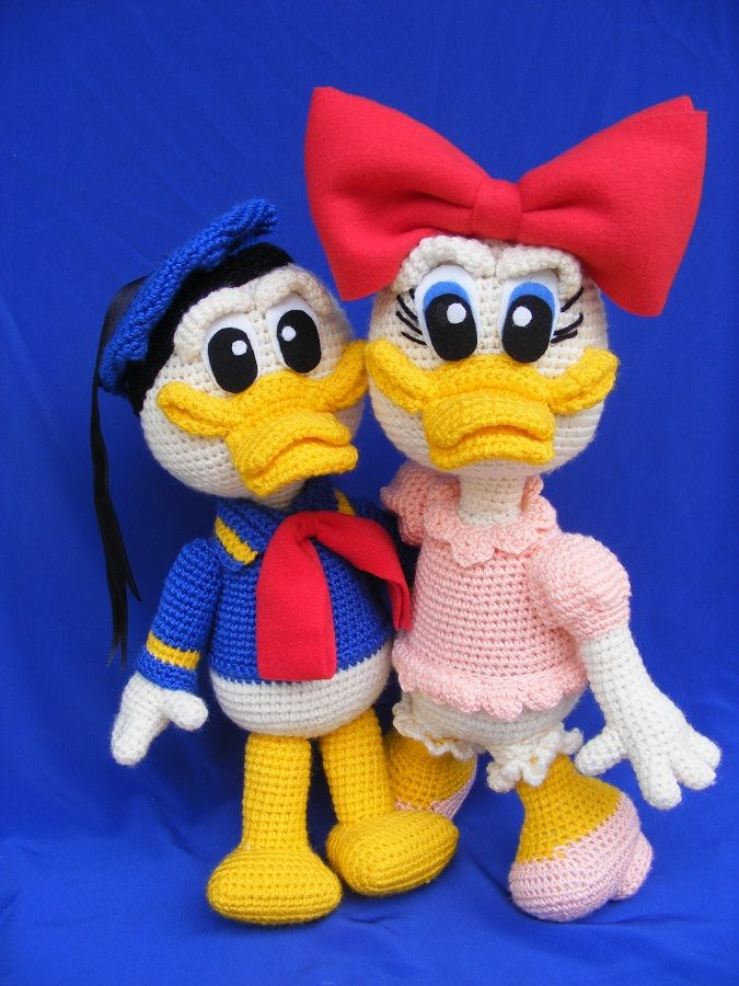 9 best donald duck and daisy images on Pinterest | Gänseblümchen ...