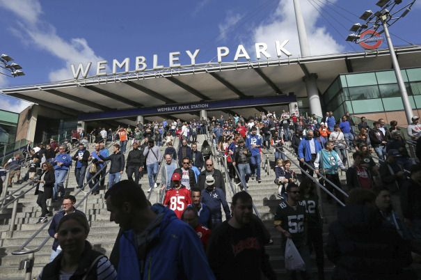 Verizon Scores Streaming Rights To NFL London Game