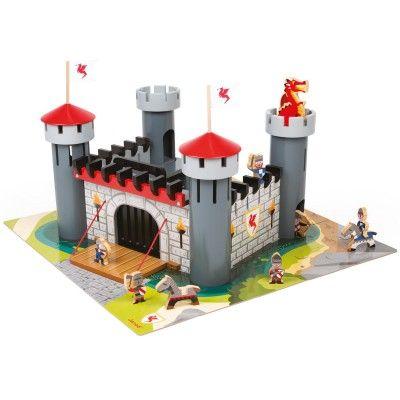 Château fort Dragon Janod - Magasin de Jouets pour Enfants