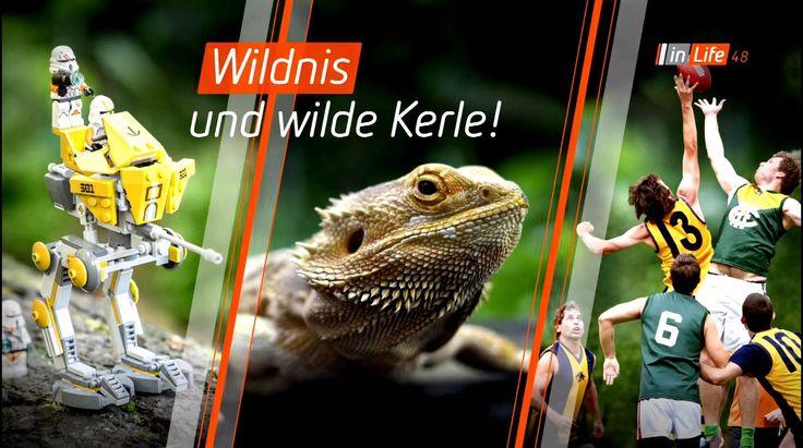 Lyoness. TV inLife: Wildnis und wilde Kerle