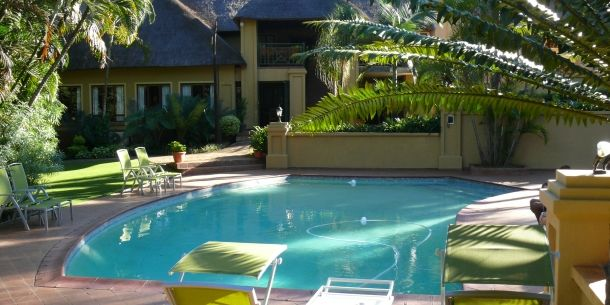 Africa / South Africa / Tzaneen ->  We are a   Fairview Hotel, an upmarket 4 and five star graded hotel    Where   Situated in Tzaneen, Limpopo Province, on the R71 road, only 98 km from the main gate of the world renown Kruger National Park.    Why stay   Relax, unwind and enjoy our luxury accommodation, a'la carte restaurant, ladies bar, two swimming pools, three km of river winding through the property, beautiful gardens, play our scenic golf course   www.SwapNights.com