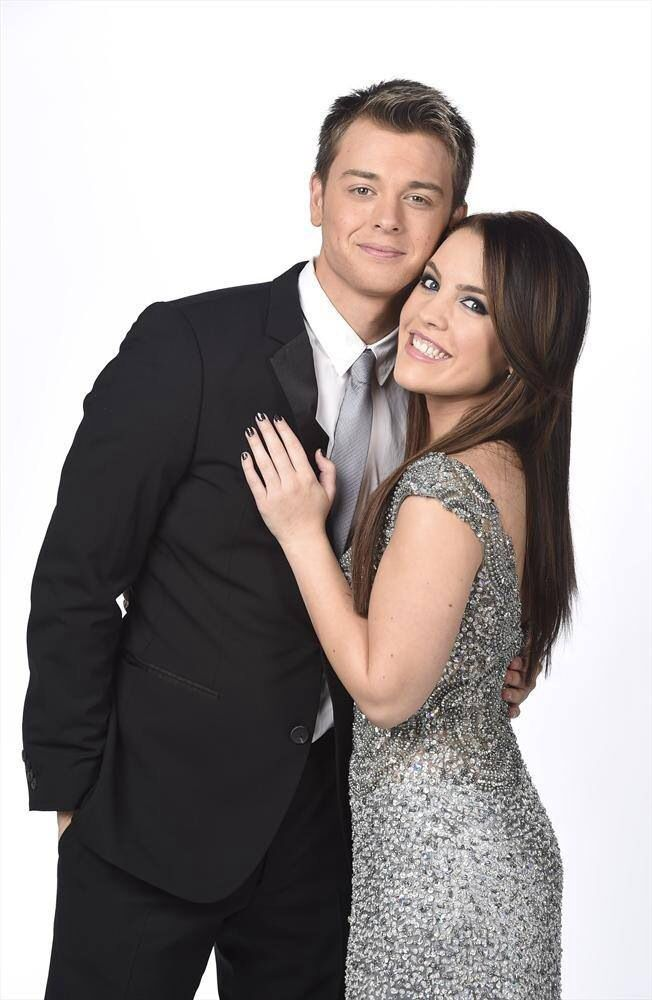 Gh michael and kiki dating in real life
