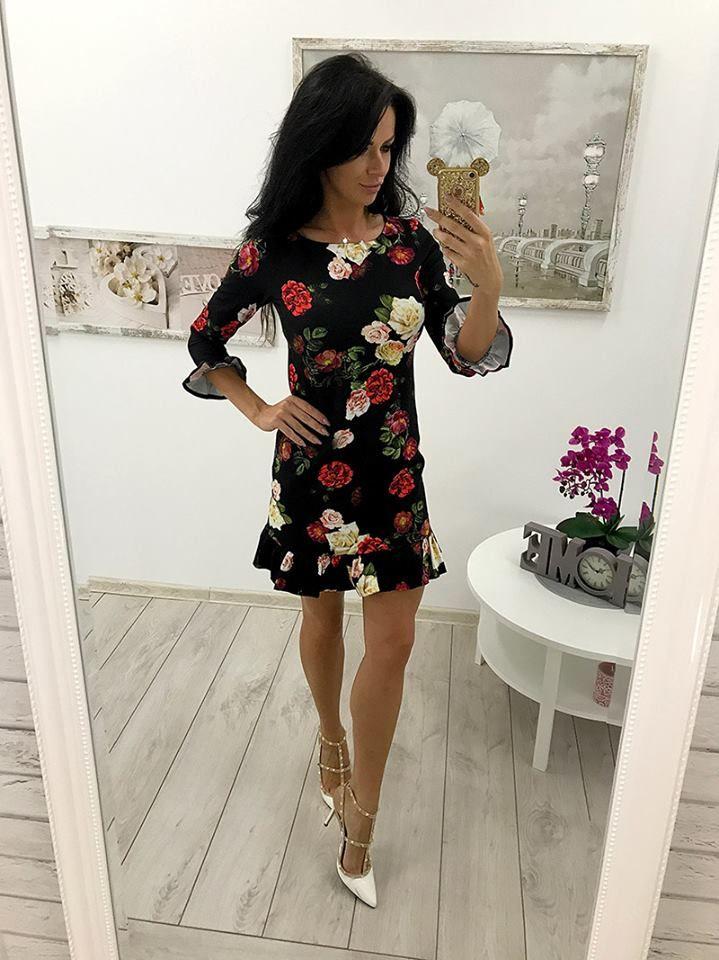 Kwieciste sukienki na miłe rozpoczęcie dnia! 🌻 🌼 🌸 🌺 Wybierz swój ulubiony model 👍 Link do produktów: http://bit.ly/2gfx31A Stylistka Sara <3