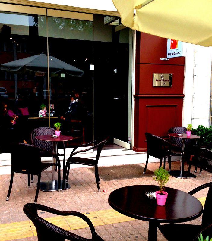 La Caffetteria outview