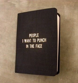 YEEEEEEEEES!!!!: Punch, Gift, Little Black Books, The Faces, Notebooks, Burning Books, So Funny, People, Big Books