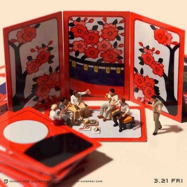 The Miniature World of Tatsuya Tanaka