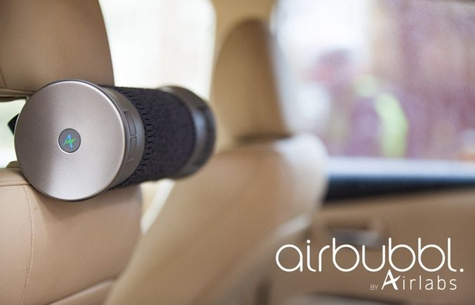 Nitrogen dioxide levels can be 10 times over the legal limit inside your car. We have created the first proven technology to clean it!