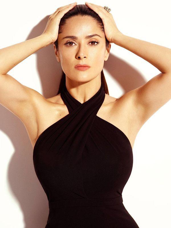 Beautiful Salma Hayek Www.numberonemusic.com/damienprojectfilmworks