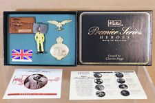 BRITAINS 8932 HEROS of the AIR WWI BRITISH AIR ACE CHARLES RUMMEY SANSOM nj
