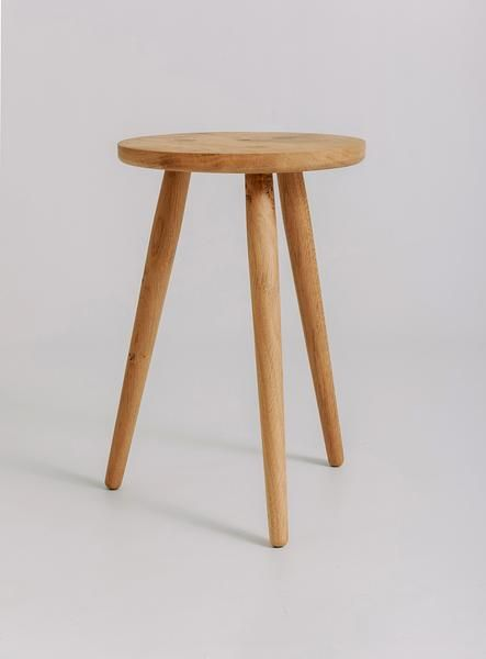 Bedside Footstool: Pippy Oak Signature Stool (With Images)