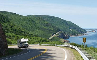 """Which is the best way to travel around the Cabot Trail – clockwise or counter-clockwise?"" Visitors to Nova Scotia often ask this question so now we've asked Travel Counsellors at each of the six Nova Scotia Visitor Information Centres and the Tourism Nova Scotia Contact Centre as well as fellow Nova Scotians what they would recommend when asked how to experience the best of Cape Breton Island's famous Cabot Trail. We've compiled their many recommendations here to help those planning a trip…"