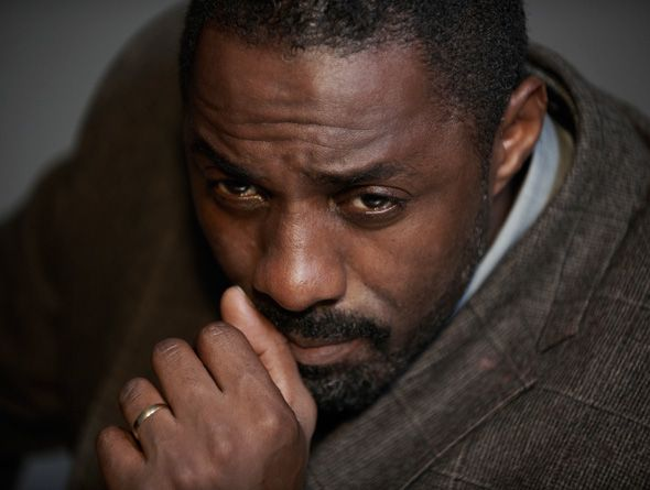 John Luther / Idris Elba
