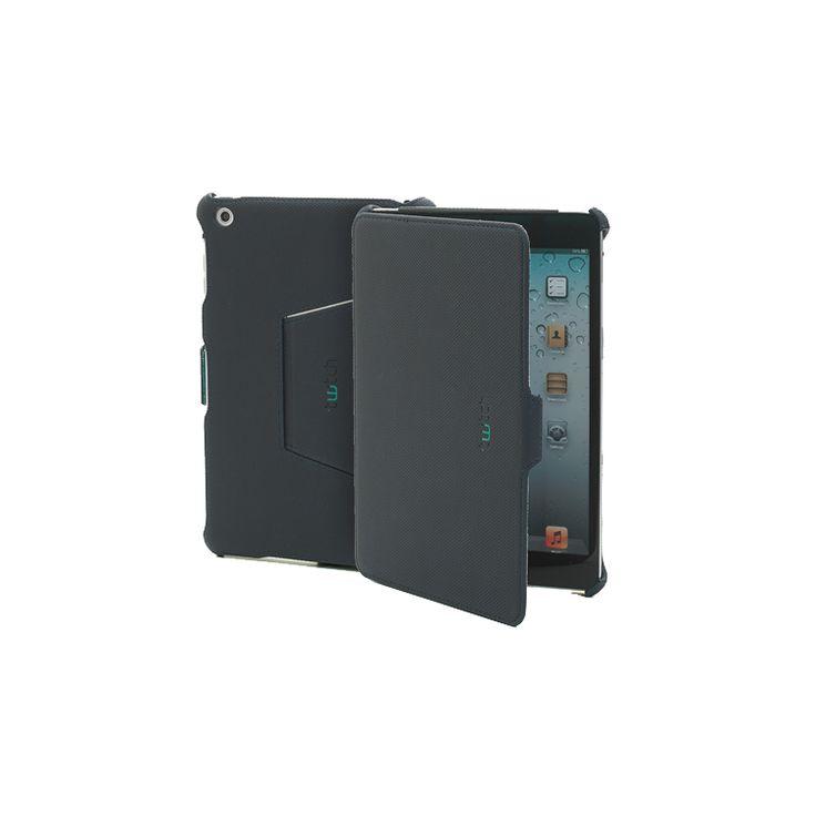 Θήκη TWITCH Booktab Business Version για iPad mini - μαύρη/πράσινη