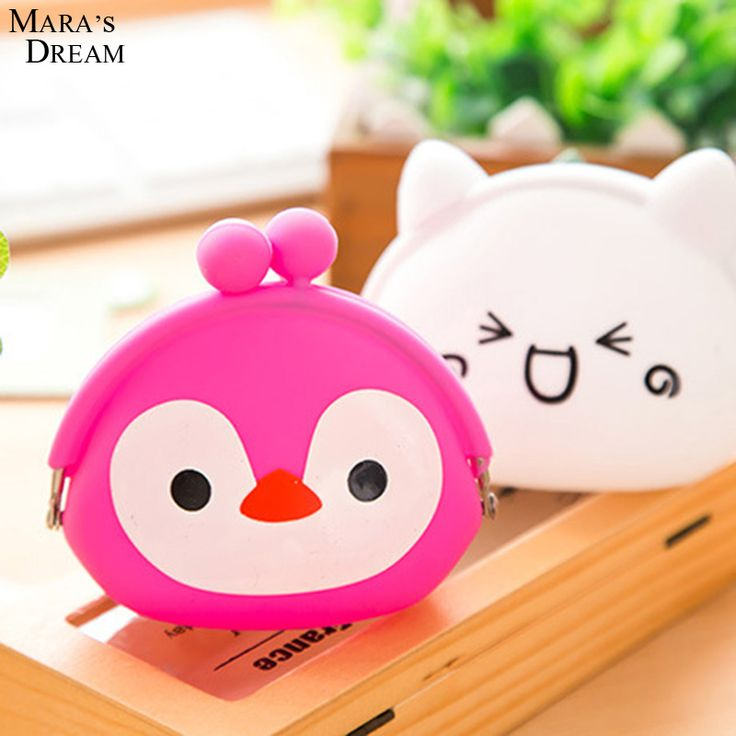 Mara's Dream 1 X Kawaii Girls Novelty Silicone Portable Cartoon Animal Coin Pencil Pen Case Purse Bag Case Wallet Pouch Keyring #>=#>=#>=#>=#> Click on the pin to check out discount price, color, size, shipping, etc. Save and like it!