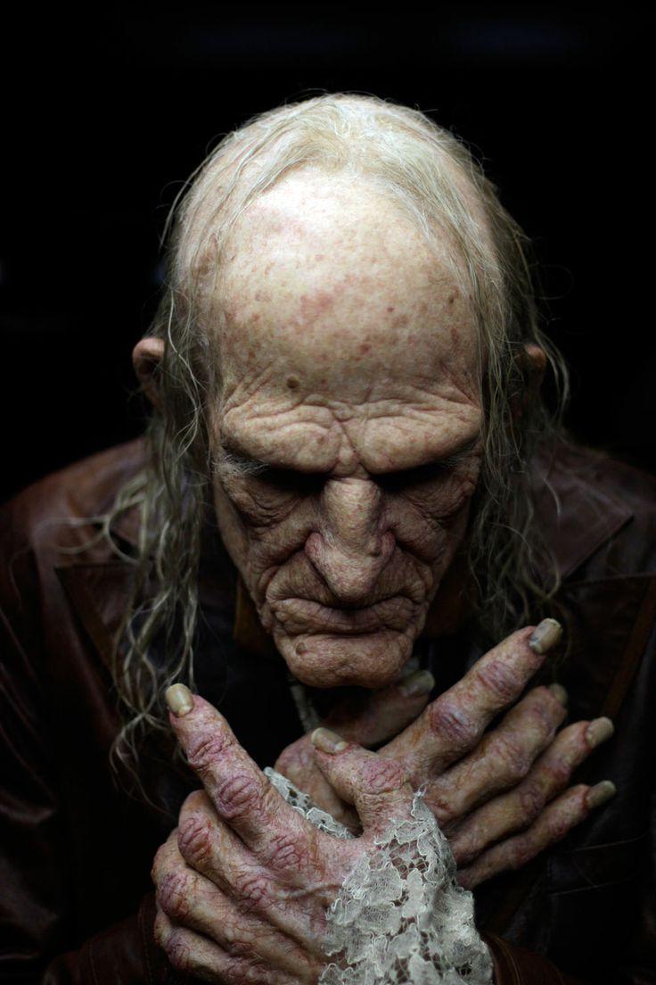 Joel Harlow - Uncle Creepy