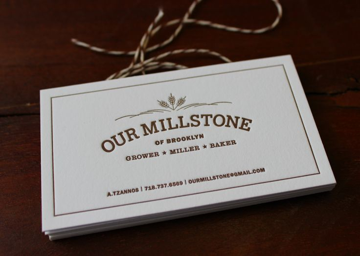103 best custom letterpress printing images on pinterest theres a new bakery on the block and we printed their business cards reheart Images