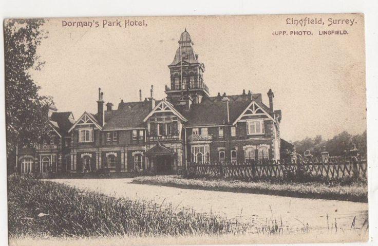 Dorman's Park Hotel, Lingfield.