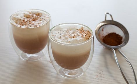 Pumpkin Pie Chai Latte