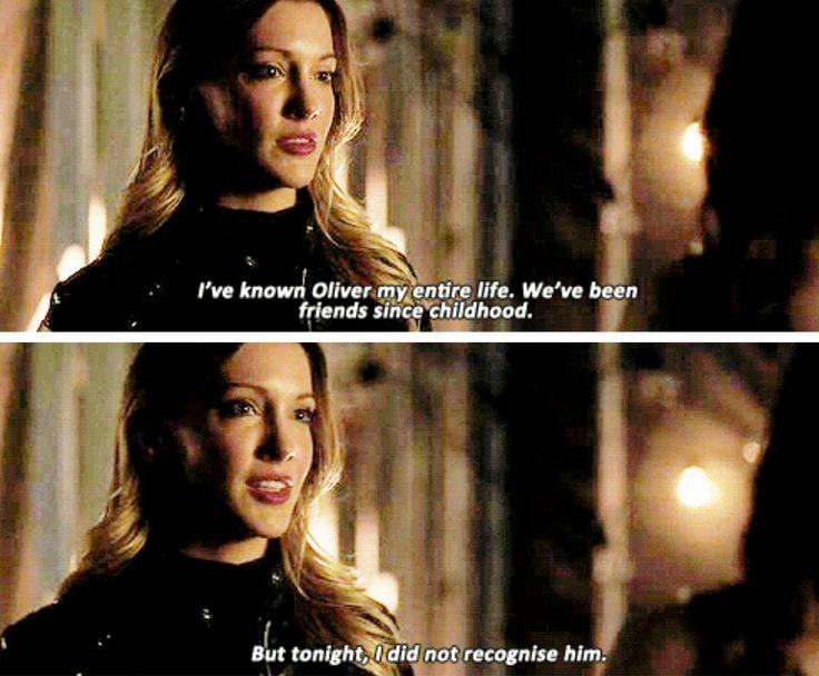 Arrow - Laurel Lance #3x21 #Season3