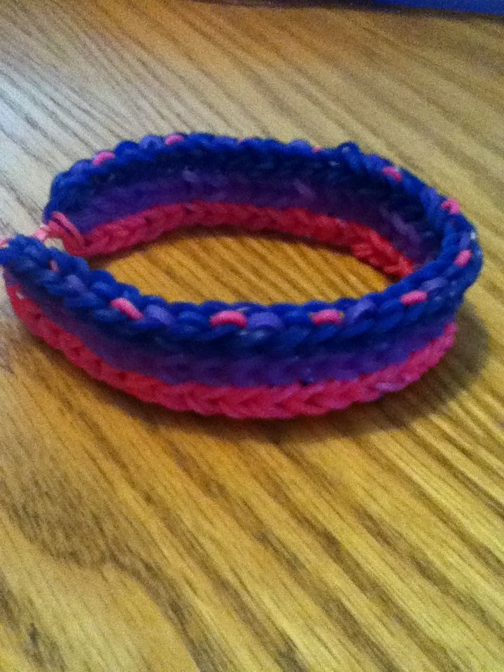 This Super Cute Rainbow Loom Is Easy To Make But There S