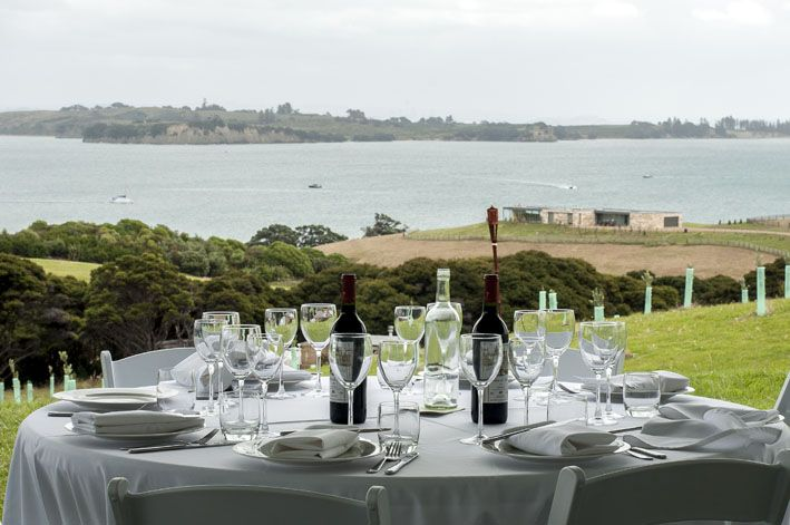 Private home available through Waiheke Island Weddings and Events