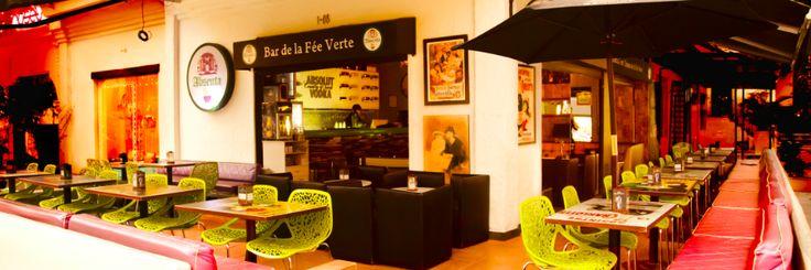 Te damos la bienvenida a Absenta un lugar para reunirte con tus amig@s y pasar momentos inolvidables. Bienvenidos!!
