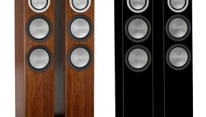 "Sidebar 1: Specifications Description: Three-way, bass-reflex tower loudspeaker. Drive-units: 1"" (25mm) C-CAM gold-dome tweeter, 4"" RST midrange driver, two 6"" RST woofers. Crossover frequencies: 570Hz, 3.5kHz. Frequency response: 32Hz–35kHz, –6dB. Impedance: 8 ohms nominal, 3.5 ohms minimum at 146Hz. Sensitivity: 90dB/W/m. Maximum SPL/pair: 116.0dBA. Power handling: 200W. Recommended amplification: 80–200W RMS."
