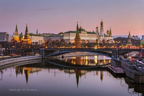 Московский вечер...