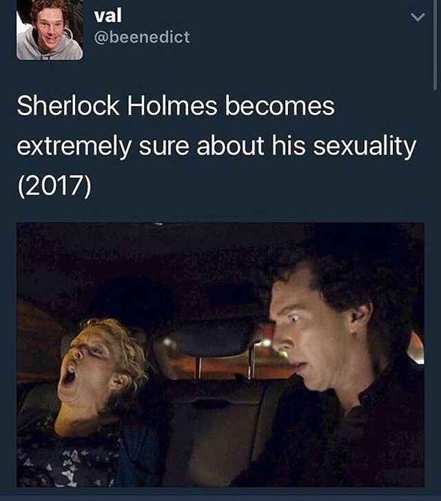 Sherlock, johnlock
