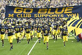 University of Michigan Football!