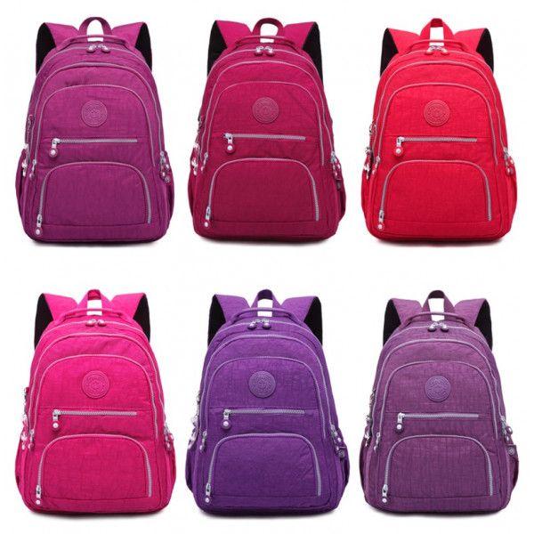 TEGAOTE Backpack for Teenage Girls School Mochila Feminina Escolar Women Backpacks Nylon Casual Laptop Bagpack Female Sac A Dos