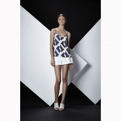 SHILLA Luxe Print Cami