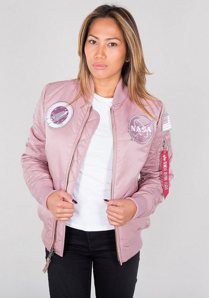Pin on Ladies in Bomber Jackets and Combat Wear