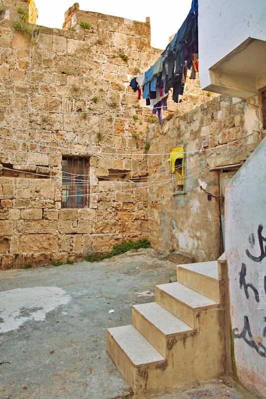 Сирия-Ливан. Декабрь 2011. Тартус, Арвад - Красно-Черный
