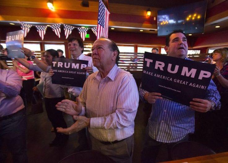 Donald Trump gagne une primaire de plus