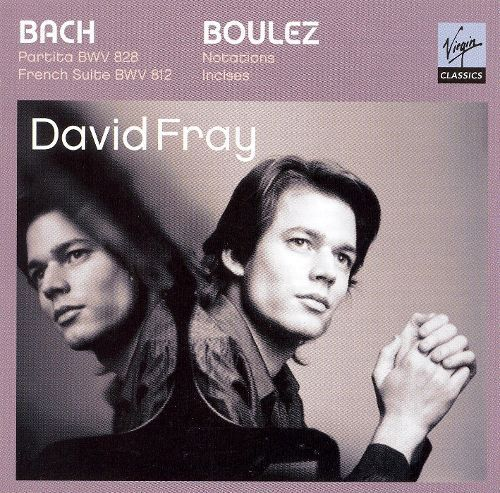 David Fray plays Bach & Boulez [CD]
