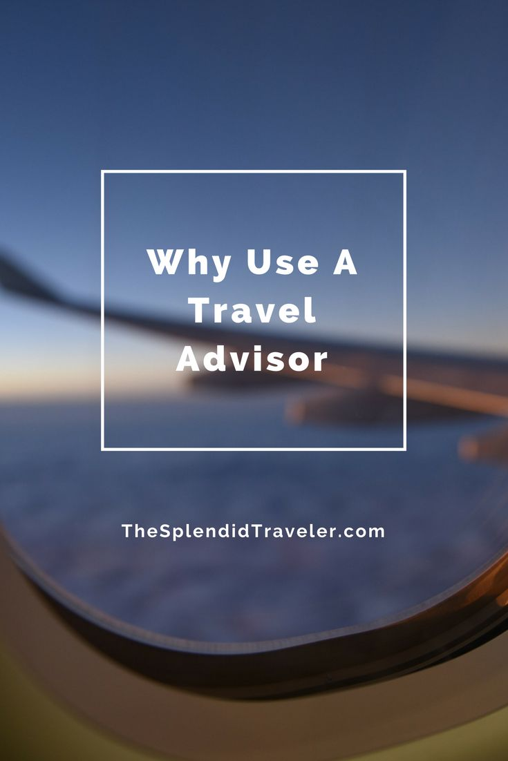 Why Use A Travel Advisor | Travel Tips | The Internet makes it easier to research and book your own travel, so why would you work with a travel advisor? There are so many options available that it can be difficult to find the correct information and figure out the best places to spend your precious vacation time. Here are some of the many reasons why you should consider using a travel advisor to book your future travels.