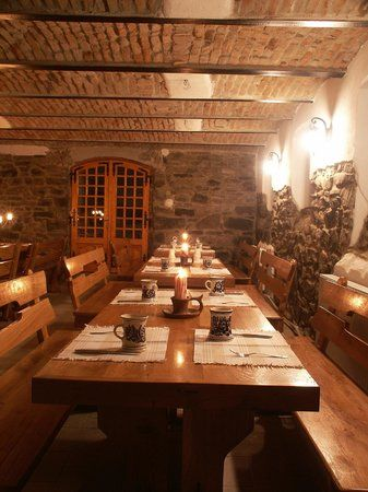 Photo of Unglerus Medieval Restuarant: Lunch here the day we drive from Sighisoara and visit the fortified church in Biertan on the way to Sibiu.