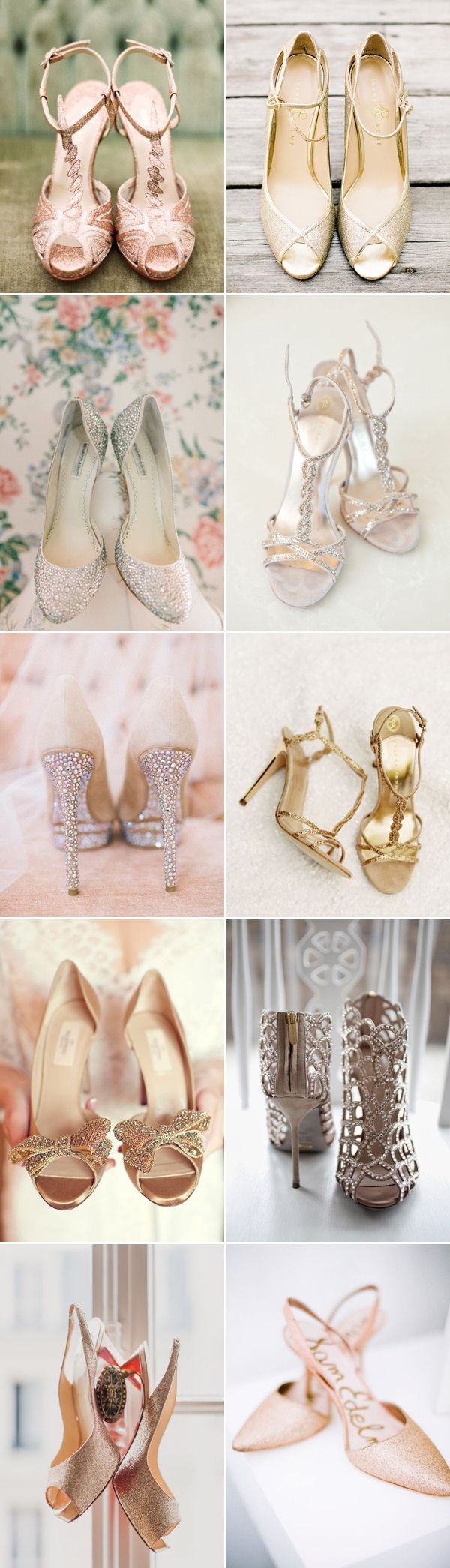 Sapatos de Noiva! :)