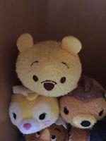 Tsum Tsum Winnie L'ourson Disney Peluche