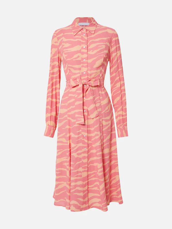 2NDDAY Kleid 'Limelight Zebra' in orange / pink bei ABOUT ...