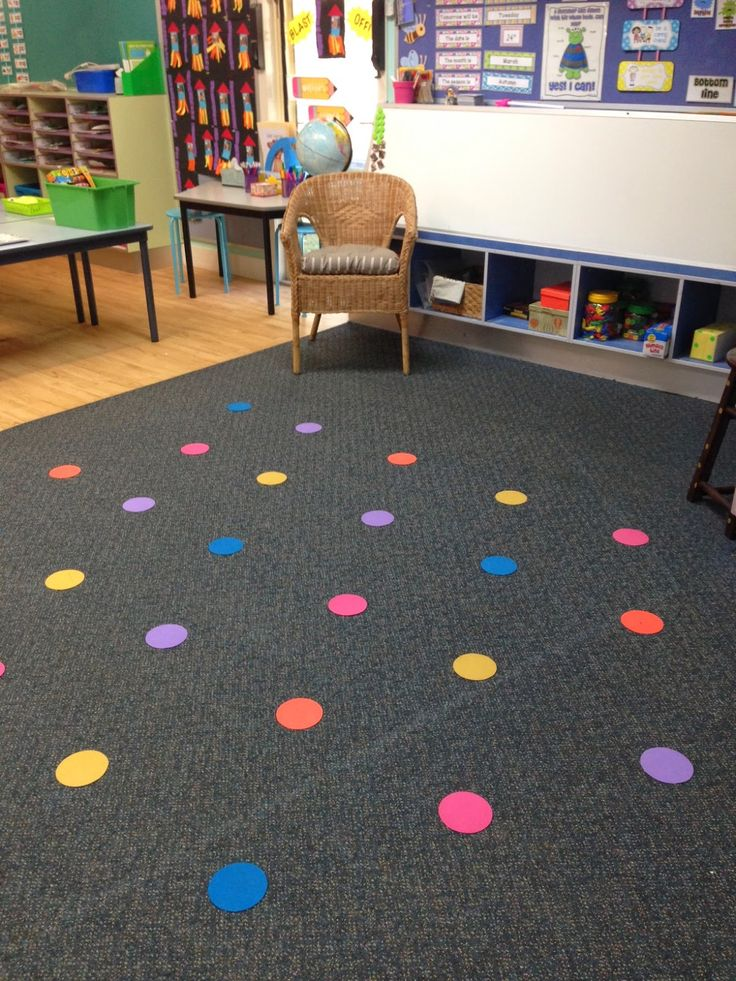 SitSpots! Perfect for allocating a carpet space for each child. Love, Laughter and Learning in Prep!