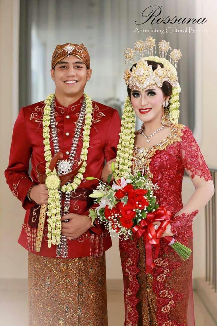 our wedding #10122016 #wedding #sundanese #kebaya #siger