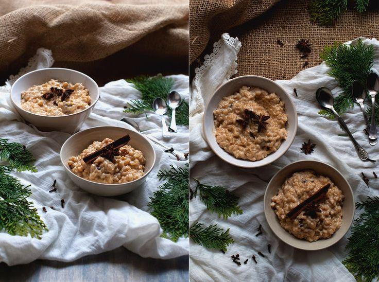 cinnamon milk rice - Red velvet cooking & baking