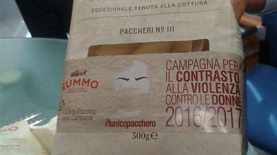 #unicopacchero, l'iniziativa partita dal pastificio Rummo di Benevento e dall'Ordine psicologi presieduto da Antonella Bozzaotre
