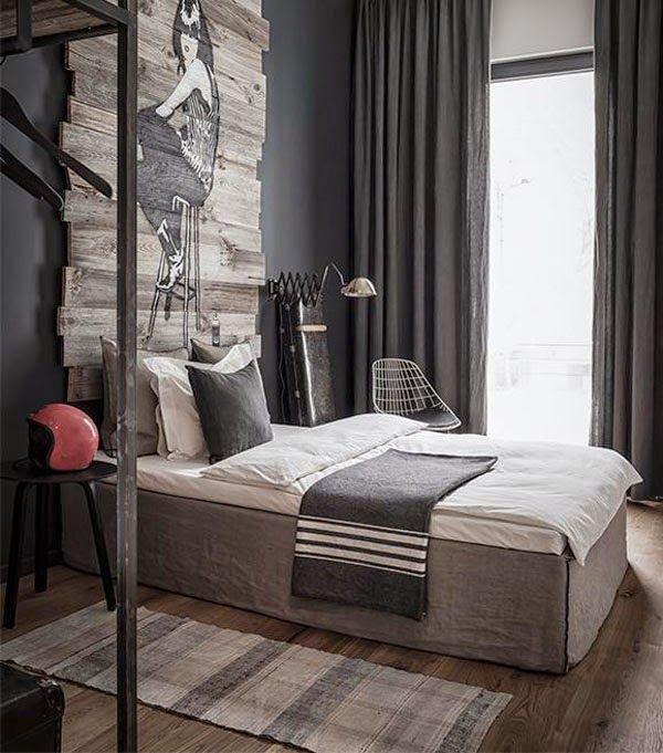 Gris, industrial, masculino y berlinés. Apartamentos de lujo para viajar con estilo · Grey, industrial & masculine in Berlin (travelling in style)