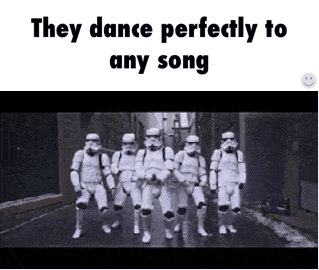 Dance perfectly to any song.
