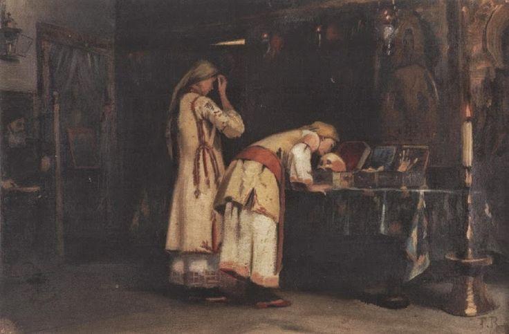 Theodoros Rallis | Orientalist Academic painter | Tutt'Art@ | Pittura * Scultura * Poesia * Musica |