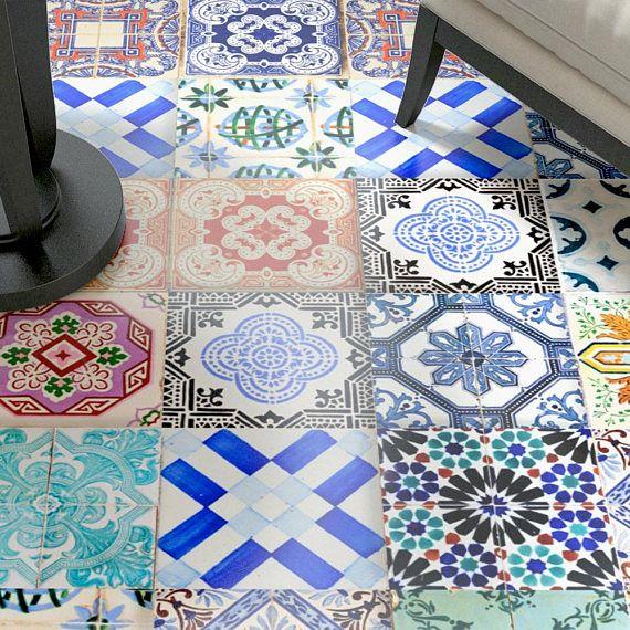 die besten 25 spanische fliesen ideen auf pinterest spanische farben badezimmer fliesen. Black Bedroom Furniture Sets. Home Design Ideas