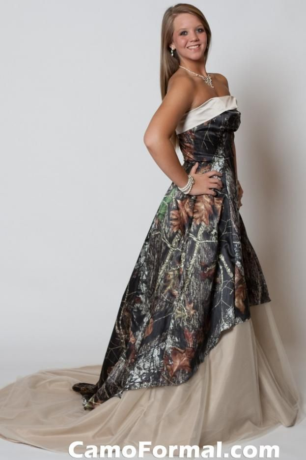 1000 images about savannah wedding dress ideas on for Red camo wedding dresses